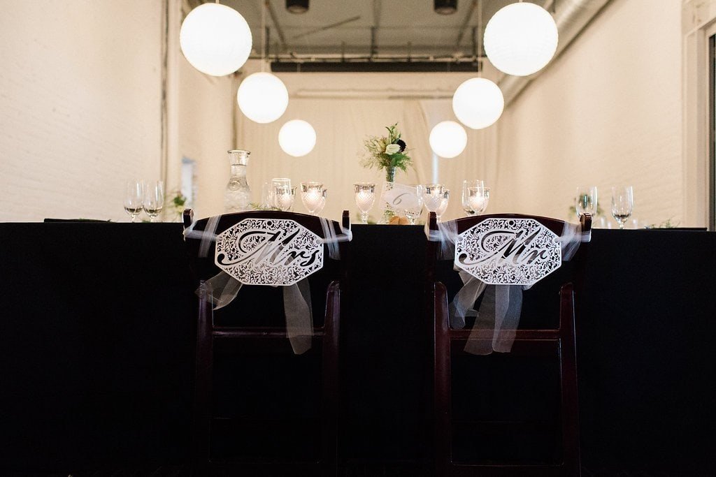 Mattress Factory Wedding Lauren Renee Designs