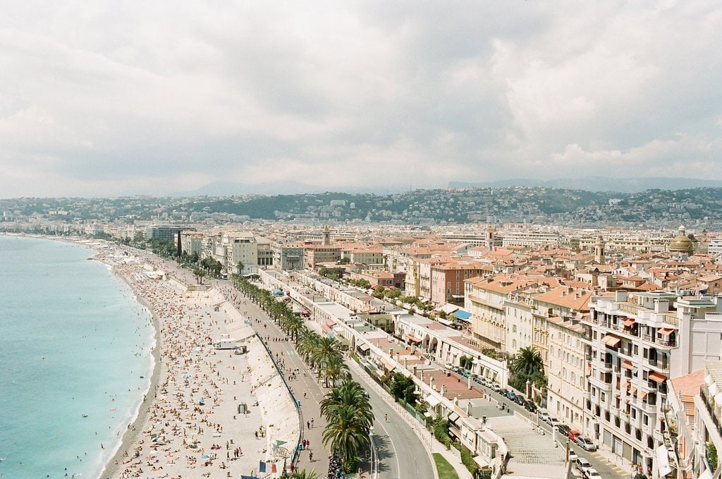Provence, French Riviera, Nice, Monaco, France
