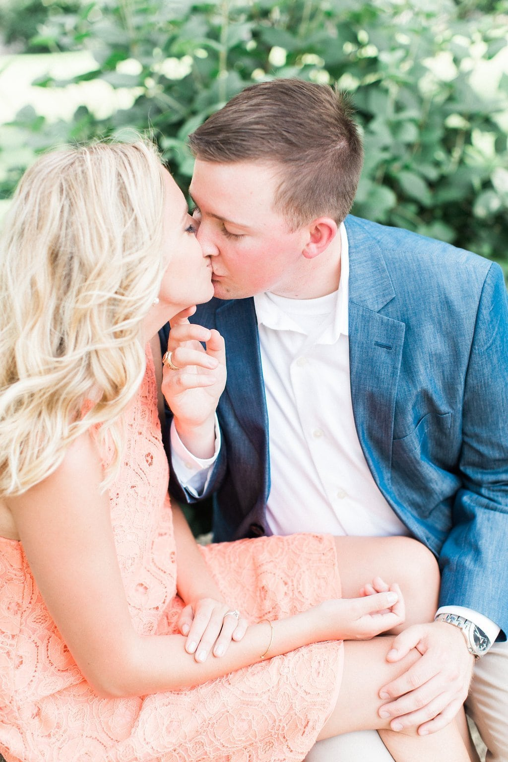 Duquesne University Engagement Photography