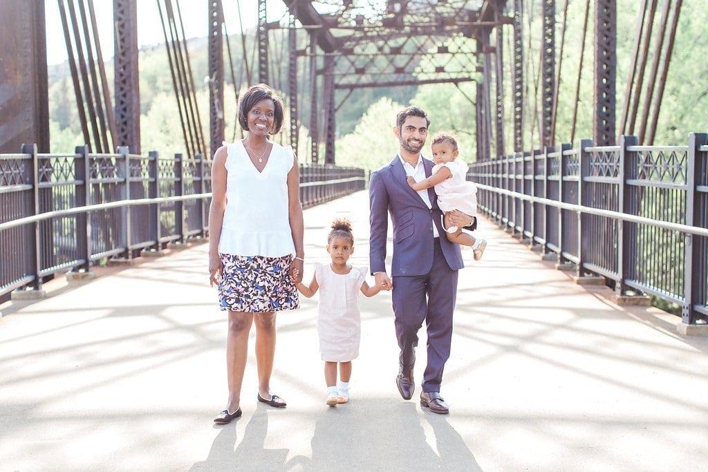 Family Photography Session Washington's Landing