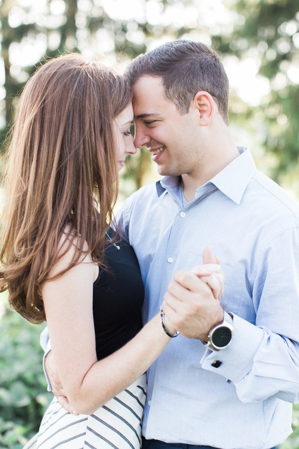 Lenape Heights Golf Resort Engagement Photography