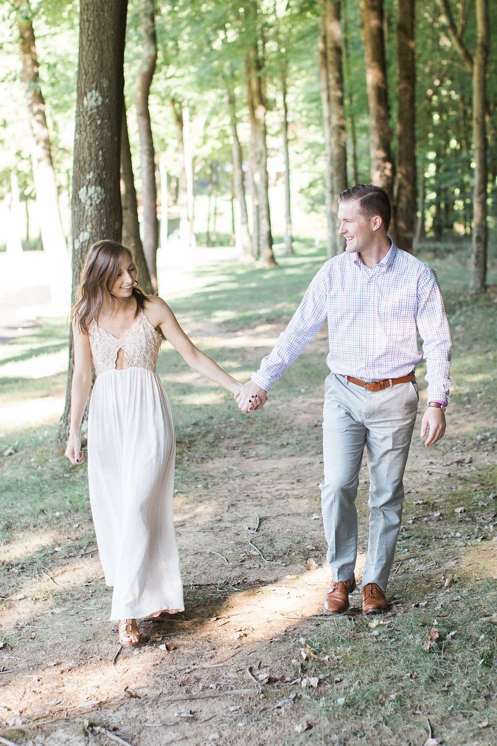 Treesdale Golf and Country Club Engagement Photography