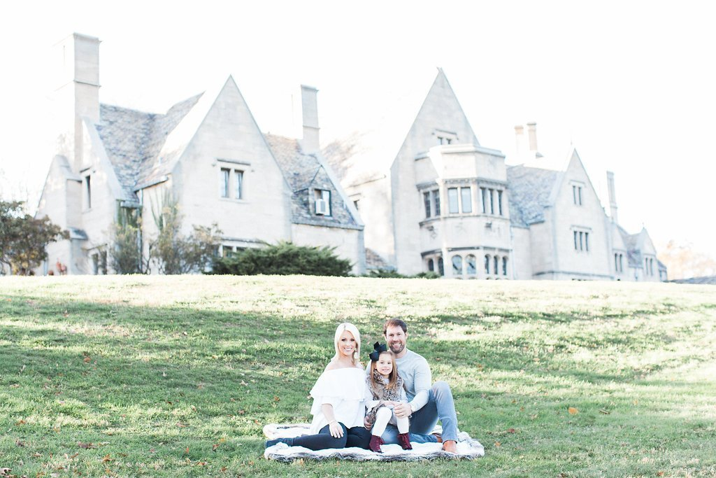 Family Photography Hartwood Acres Pittsburgh