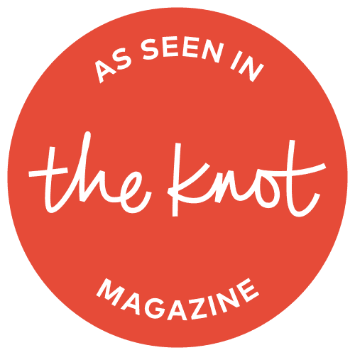 Published in the Knot Magazine: Wedding Photography in Pittsburgh - Lauren Renee Wedding Photographer