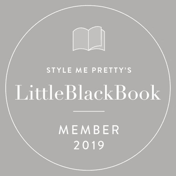 Style me pretty little black book vendor