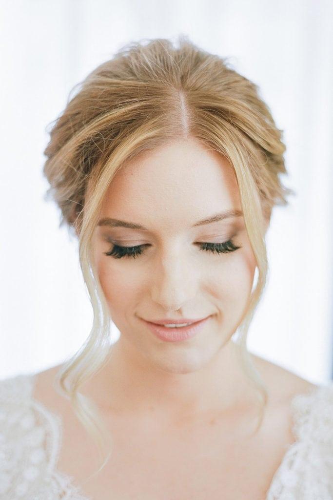Pittsburgh Wedding Makeup: Romantic Mauve Carnegie Music Hall Wedding captured by Lauren Renee