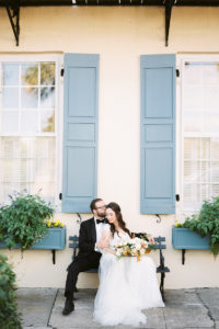 Lauren and Jesse married in Charleston: 5 things i learned from my own wedding
