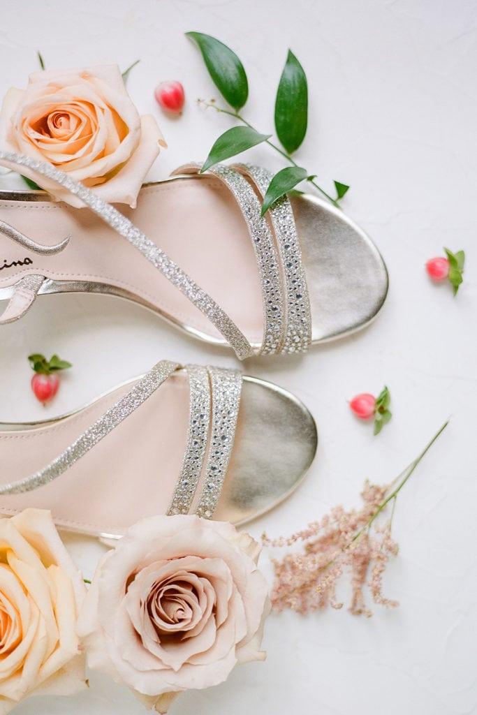 Mia wedding shoes