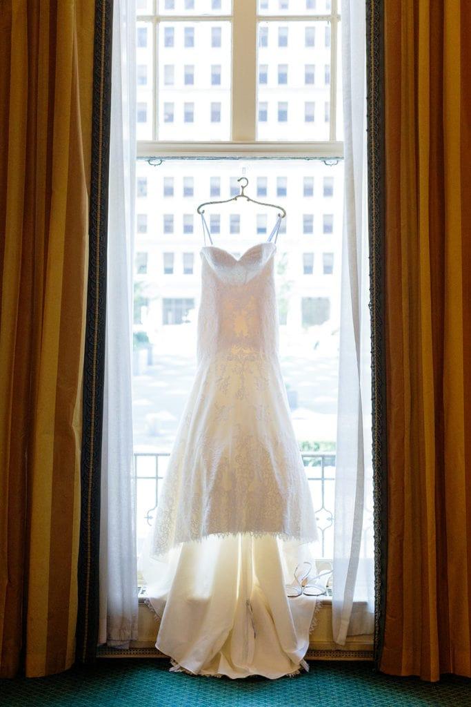 Matthew Christopher wedding dress