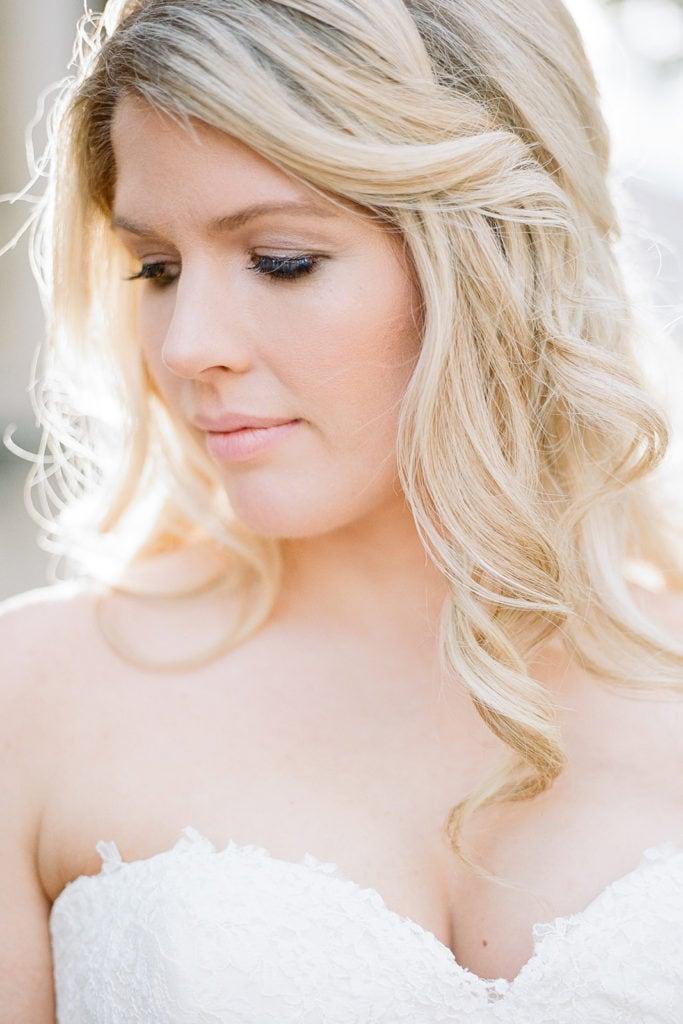 Beauty Justified Pittsburgh wedding makeup