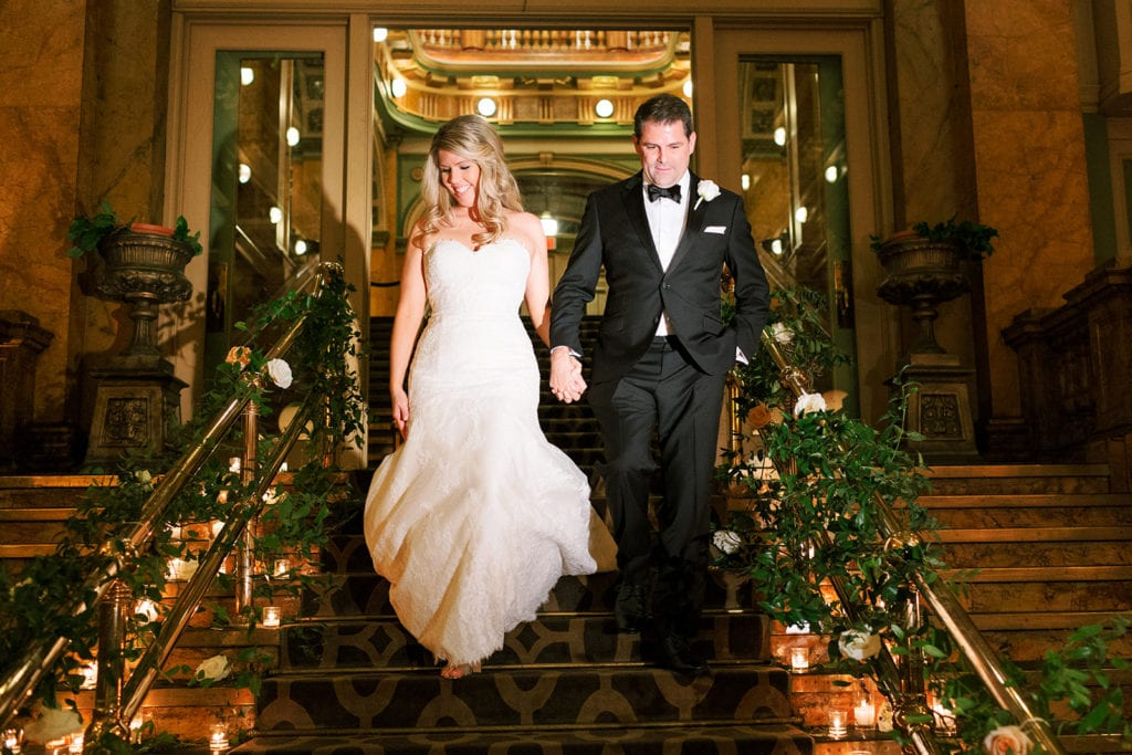 Grand Concourse Pittsburgh Wedding