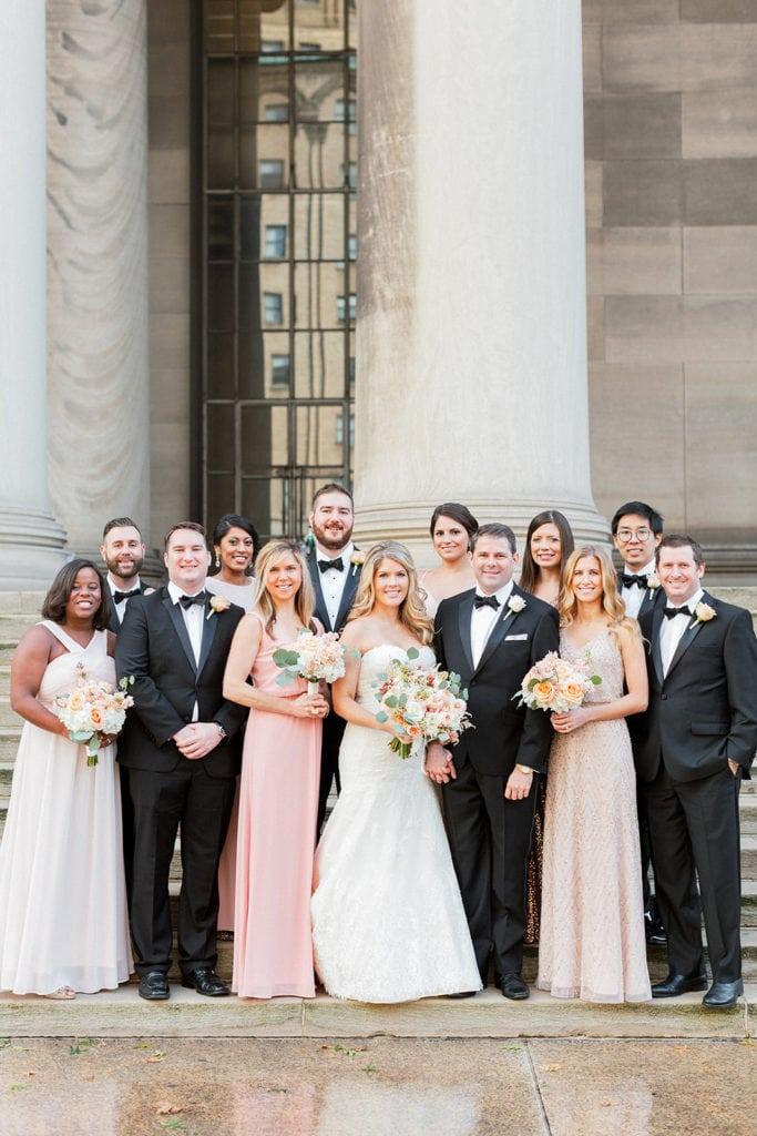 Heinz Chapel Pittsburgh wedding