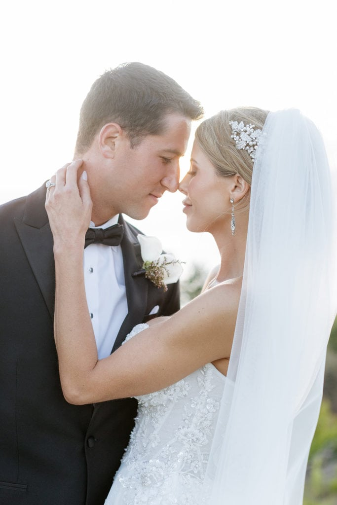 Close up wedding portrait: How much should you invest in a wedding photographer by Lauren Renee