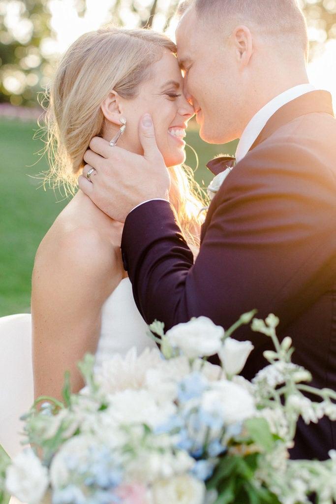 Pittsburgh Field Club wedding captured by Lauren Renee