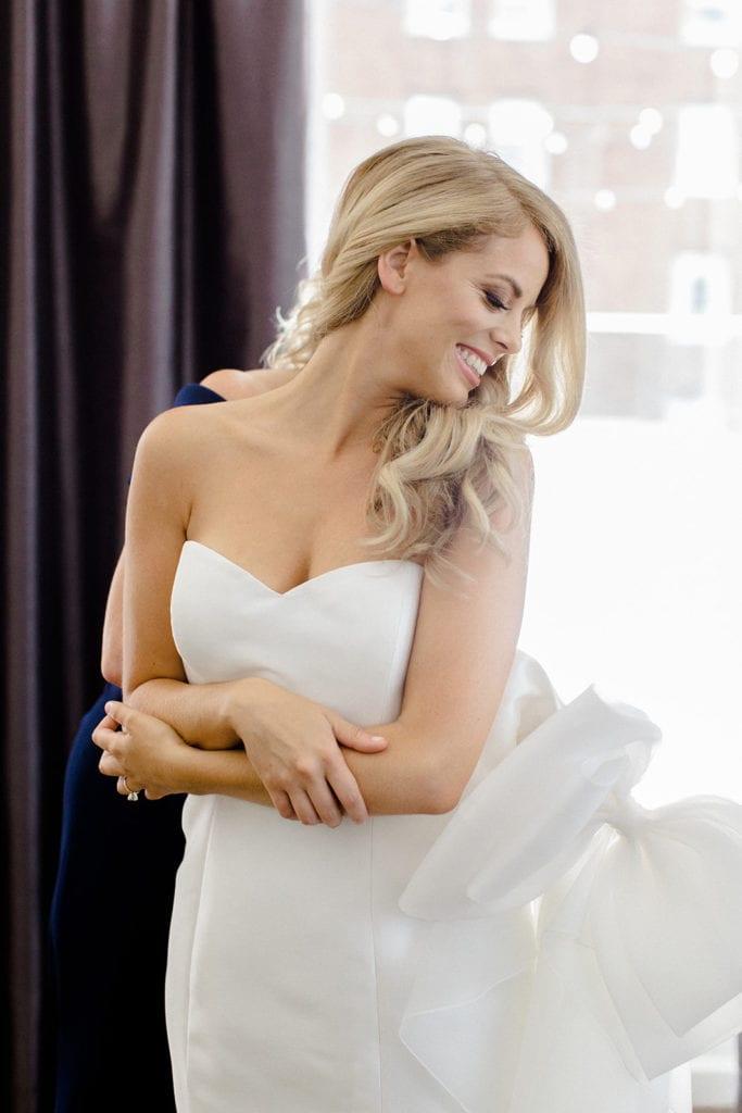 Fine art bridal portrait by Lauren Renee Photography