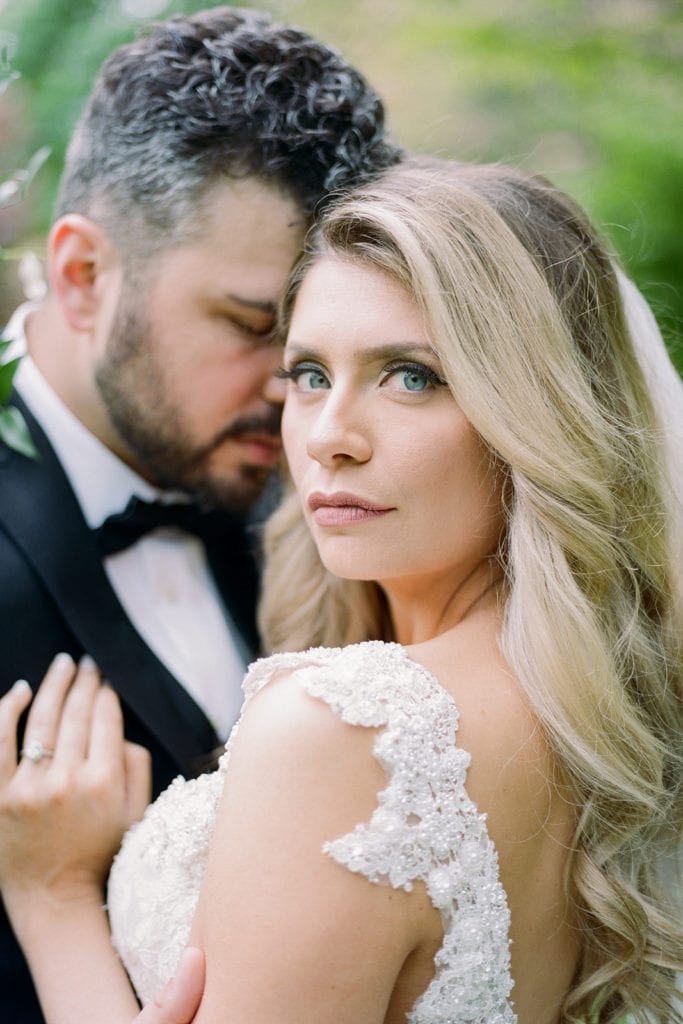 Wedding portrait: Why You Should Hire a Hybrid Photographer by Lauren Renee