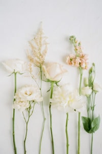 Wedding flowers: Why You Should Hire a Hybrid Photographer by Lauren Renee