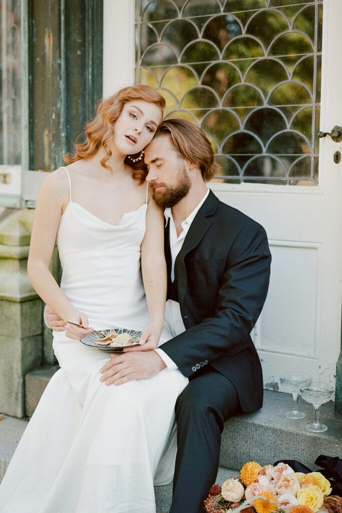 Greystone Hall wedding inspiration by Lauren Renee Photography