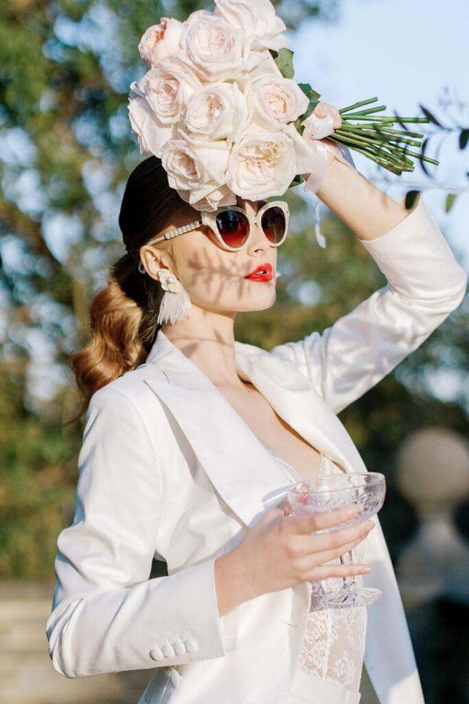 Chic bridal inspiration
