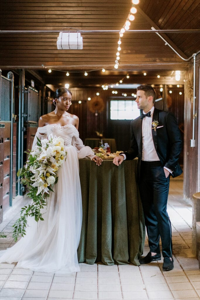 Pittsburgh wedding inspiration by Lauren Renee Photography