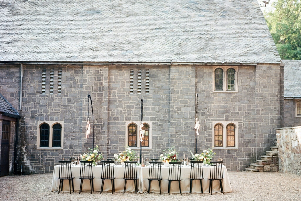 The Stables at Hartwood outdoor wedding inspiration
