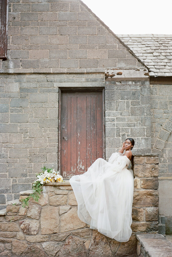 The Hartwood Stables wedding inspiration