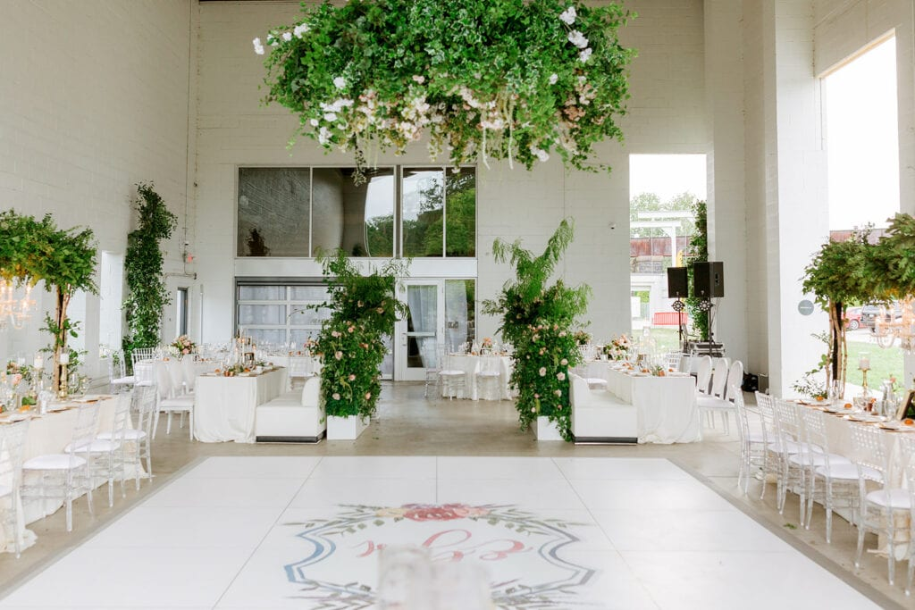 Luxe and Romantic Riverfront Pittsburgh Wedding
