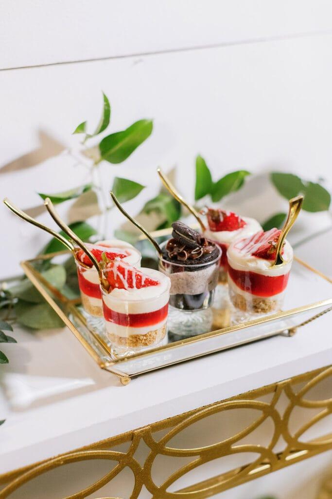 JPC Event Group desserts