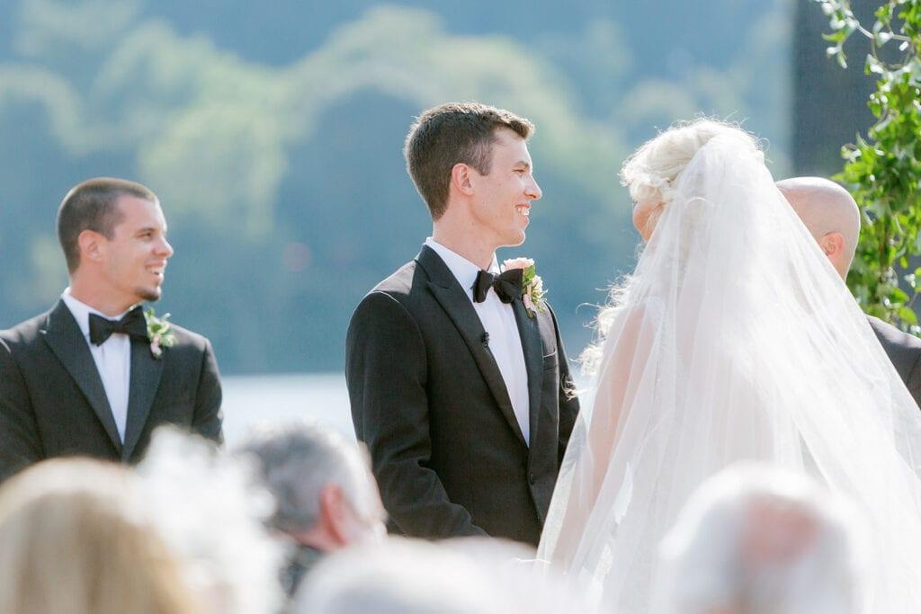 Riverfront Allegheny County Wedding captured by Lauren Renee