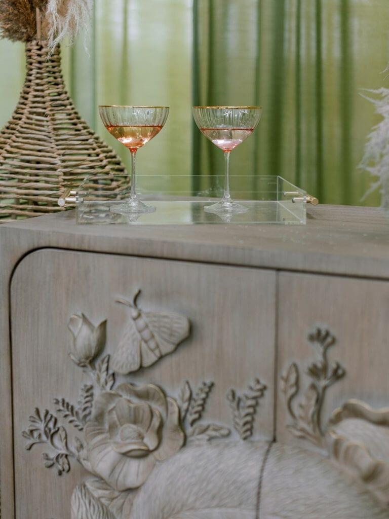 Earthy wedding decor inspiration