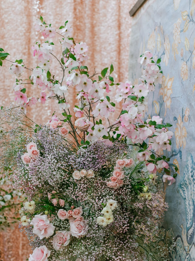 May Chester Design wedding flowers