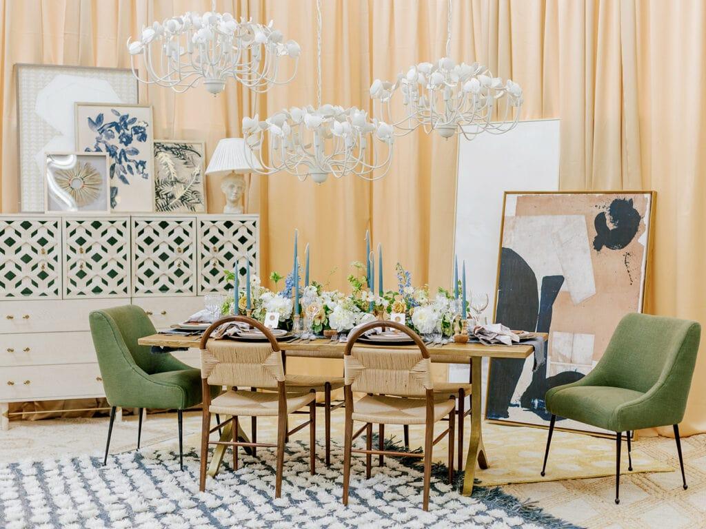 Wedding table decor inspiration