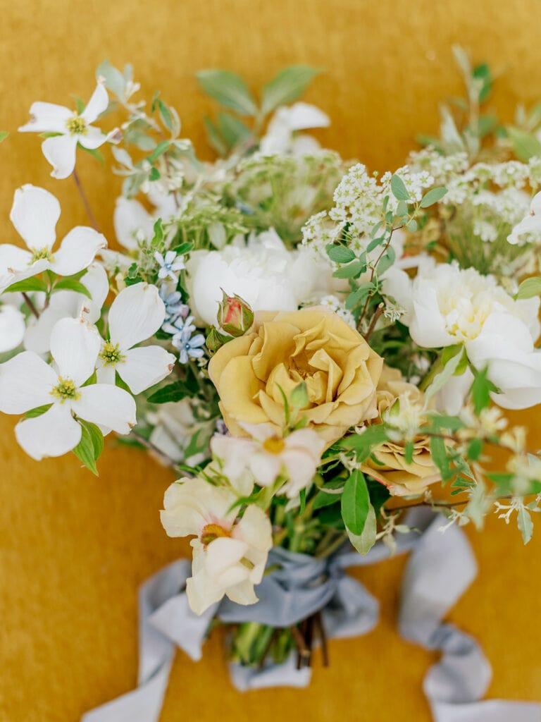 May Chester Design wedding bouquet