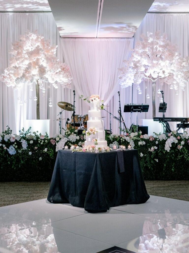 Waypoint 4180 wedding reception