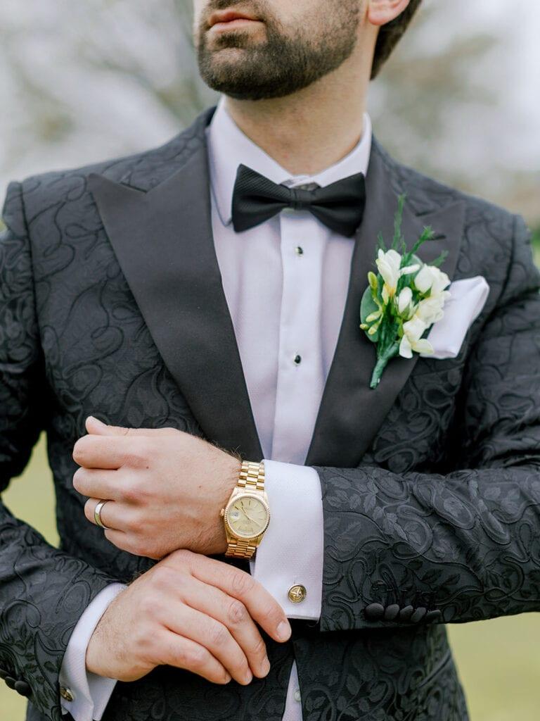 Enzo Custom Tuxedo
