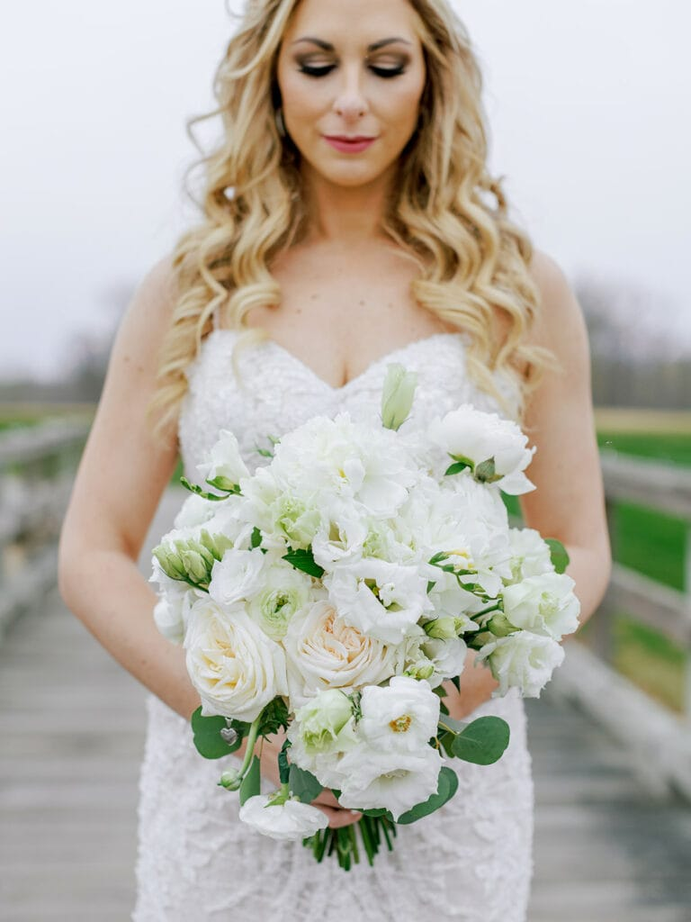 Joe Mineo Creative wedding flowers