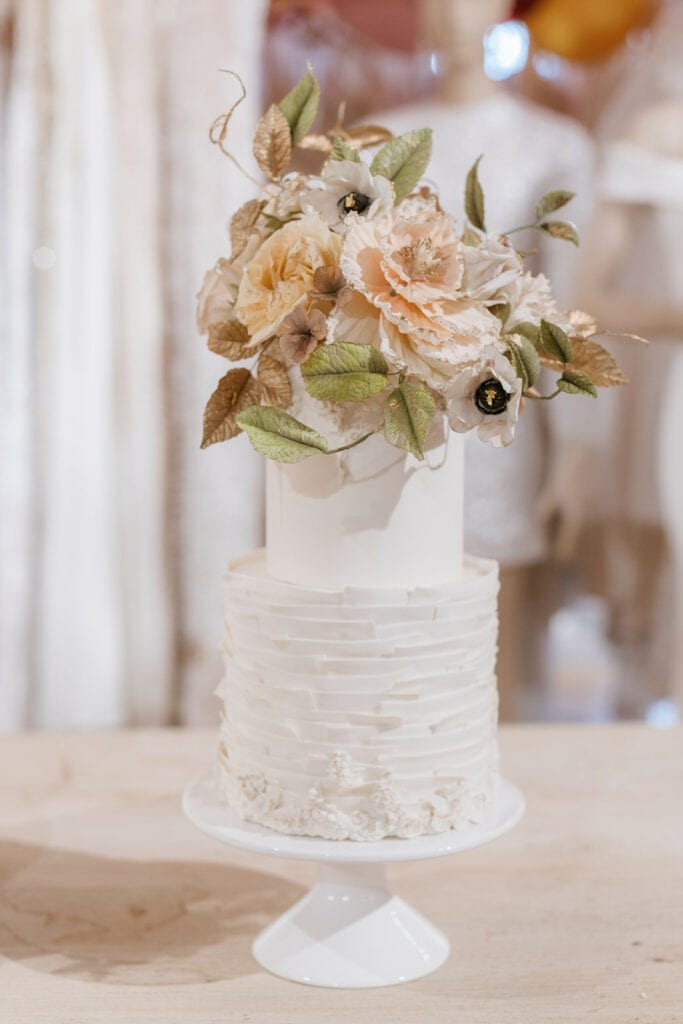 Alex Robba Cake wedding cake