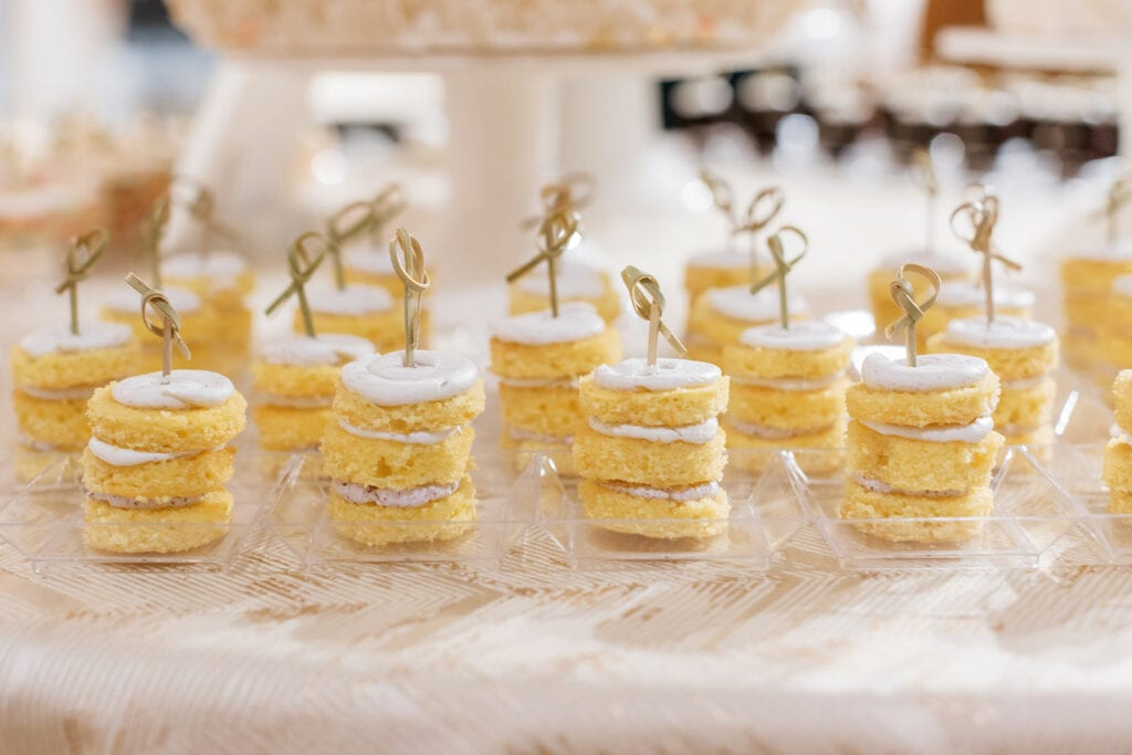 Pittsburgh BHLDN Grand Opening Desserts