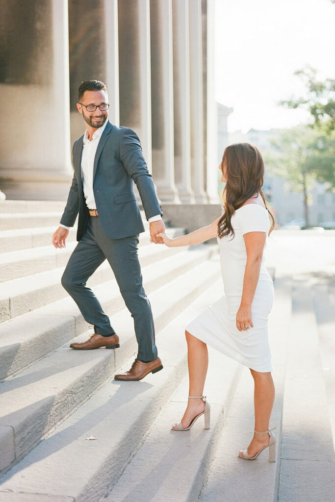 Pittsburgh engagement photography by Lauren Renee