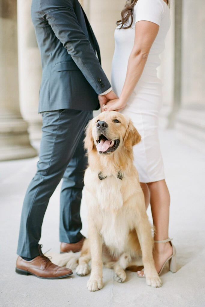 Timeless Oakland engagement session