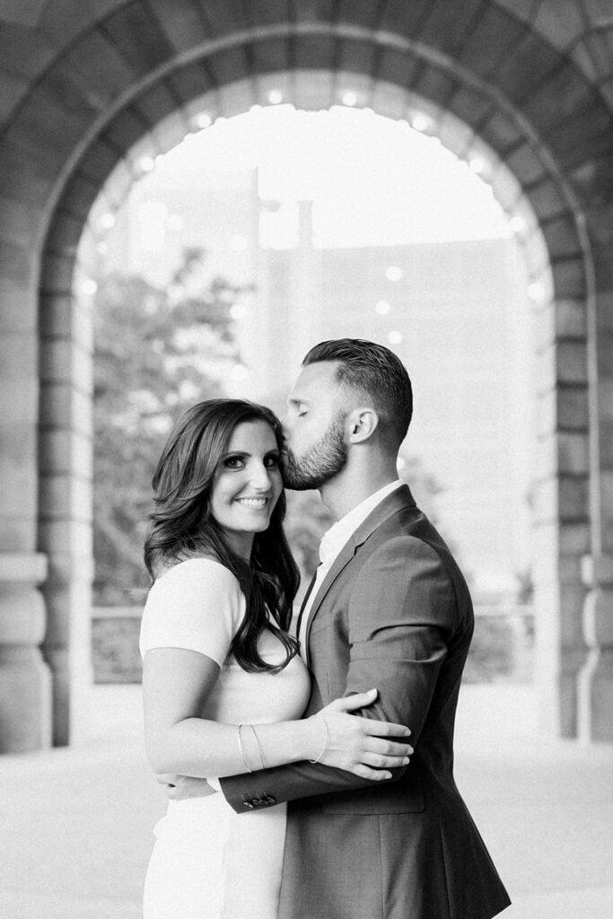 The Pennsylvanian engagement photography
