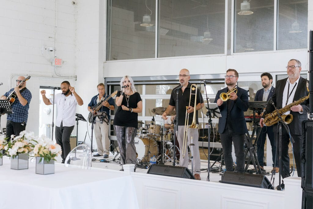 Live Band for Pittsburgh Event Planner Shayla Hawkins Events 10 Year Anniversary Party