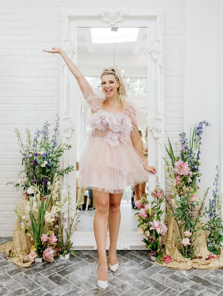 Sincerely Ryleigh at Pittsburgh Field Club Garden Inspired Bridal Shower