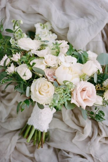 bridal bouquet by the farmers daughter florist