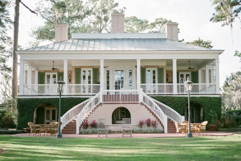 Oldfield plantation mansion
