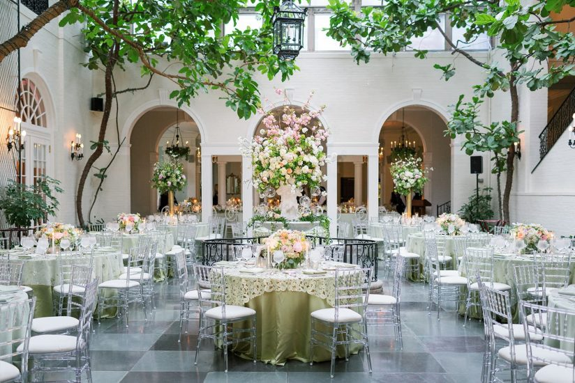 Fox Chapel Gold Club Wedding Reception by Lauren Renee